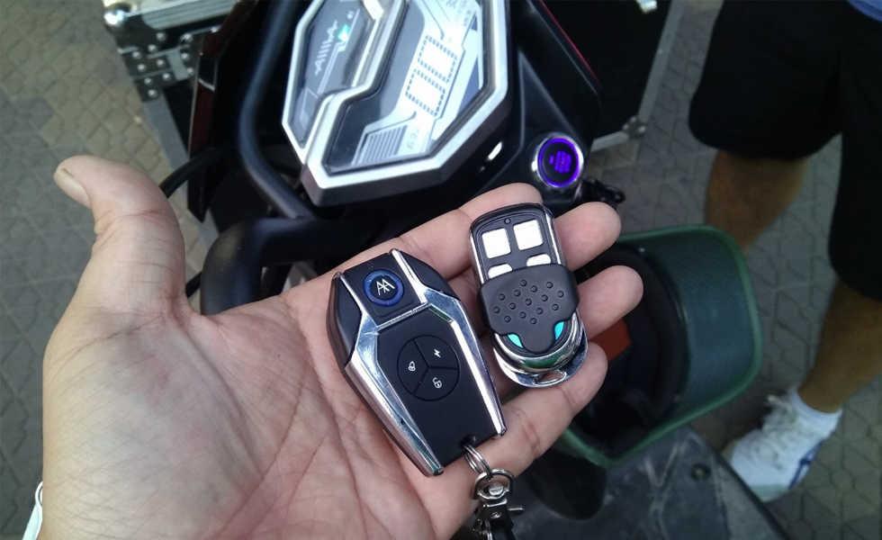 mất chìa khóa xe đạp điện