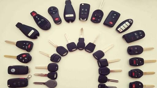 Các loại khóa ô tô